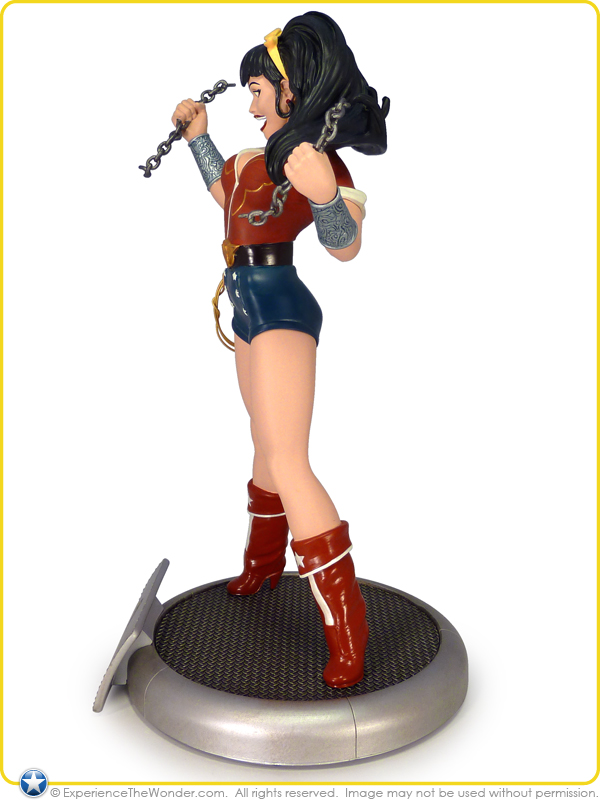 Dc Collectibles Dc Comics Bombshells Statue Wonder Woman