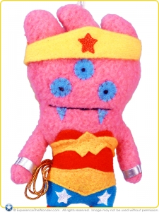 Pretty-Ugly-DC-Comics-Uglydoll-Plush-Backpack-Clip-Keychain-Tray-as-Wonder-Woman-001