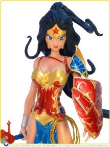 2012-DC-Direct-Ame-Comi-Heroine-Series-PVC-Statue-Wonder-Woman-Repaint-005