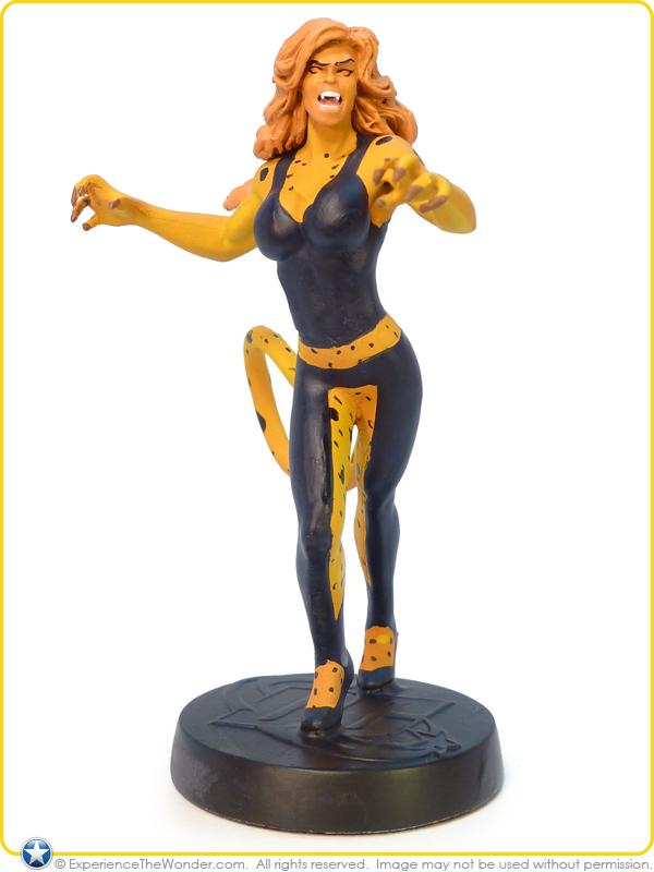 Eaglemoss DC Comics Super Heroes Collection Figurine – Cheetah (#97 ...