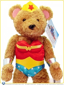 2007-Six-Flags-Justice-League-Plush-Costumed-Character-Bear-Wonder-Woman-001