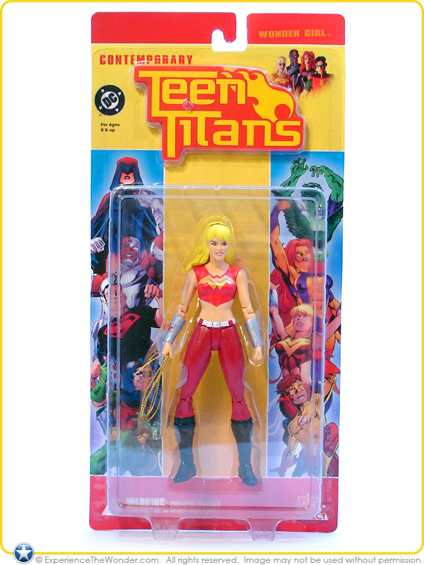 Teen Titan Character Toys : Dc direct contemporary teen titans series action figure