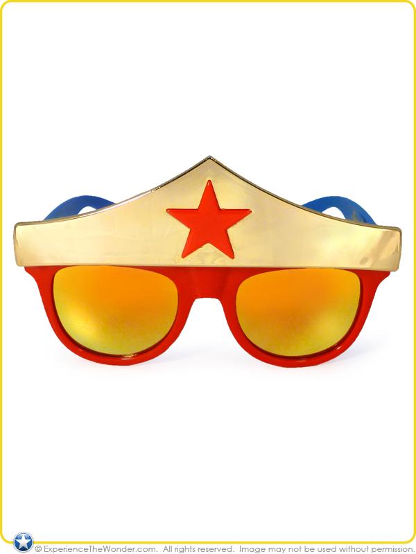 Wonder Woman Sunglasses  wonder woman sunglasses experiencethewonder com