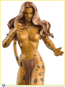 Eaglemoss-DC-Comics-Super-Heroes-Chess-Collection-Figurine-Cheetah-52-Black-Queen-001