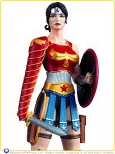 Eaglemoss-DC-Comics-Super-Heroes-Chess-Collection-Figurine-Divine-Armor-Wonder-Woman-88-White-Queen-001
