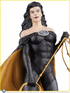Eaglemoss-DC-Comics-Super-Heroes-Chess-Collection-Figurine-Superwoman-69-Black-Queen-001