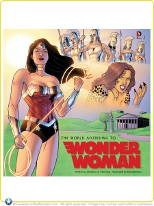 2015-Insight-Editions-The-World-According-to-Wonder-Woman-Hardcover-Book-001