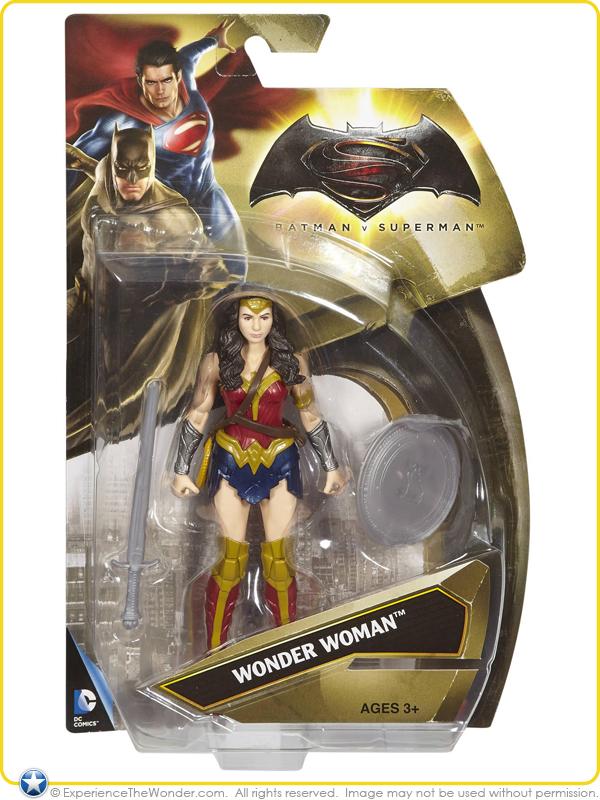 Mattel Dc Comics Batman V Superman Dawn Of Justice 6