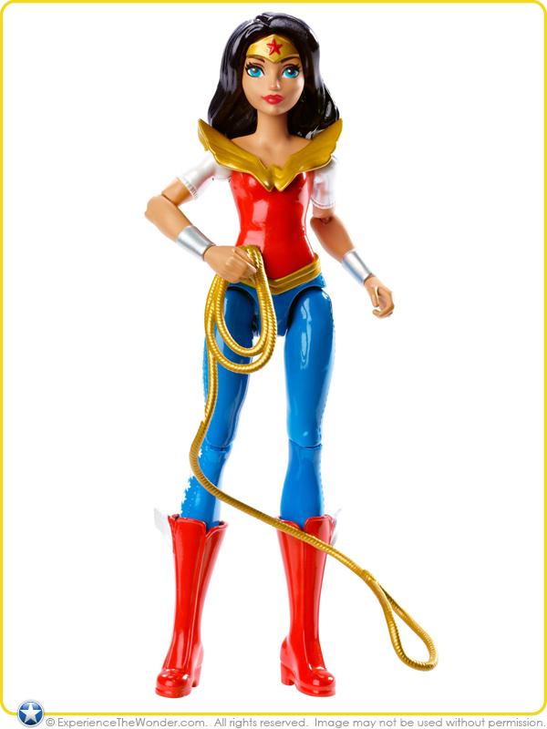 Mattel Dc Comics Dc Super Hero Girls Action Figure