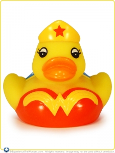 2016-Walgreens-DC-Comics-Justice-League-Flashing-Rubber-Ducky-Wonder-Woman-001