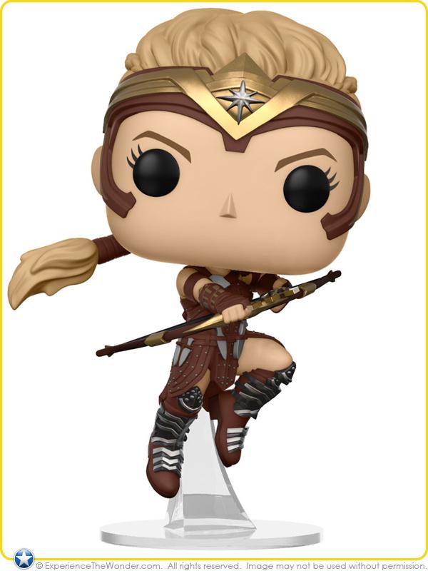 Funko Dc Comics Wonder Woman Movie Pop Heroes Series