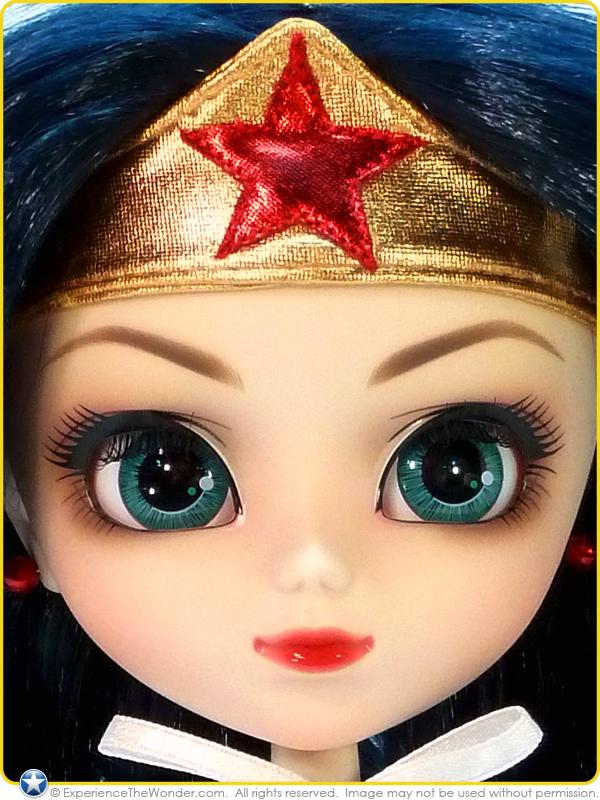 Wonder Woman Wig And Tiara