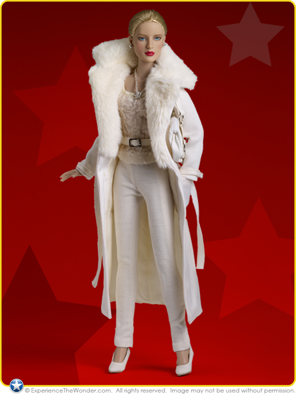 Tonner Diana Prince Collection Character Figure Doll