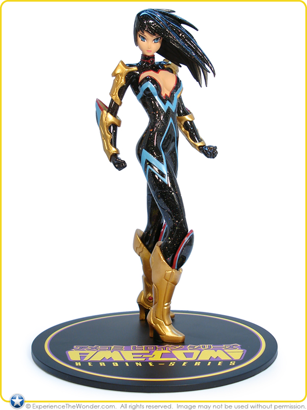 Dc Direct Ame Comi Heroine Series Pvc Statue Donna Troy