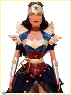 e3f9a369a626 Tonner DC Stars Collection Character Figure Doll – Wonder Woman  (Steampunk 1)