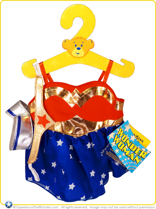 Build A Bear Superman Outfit