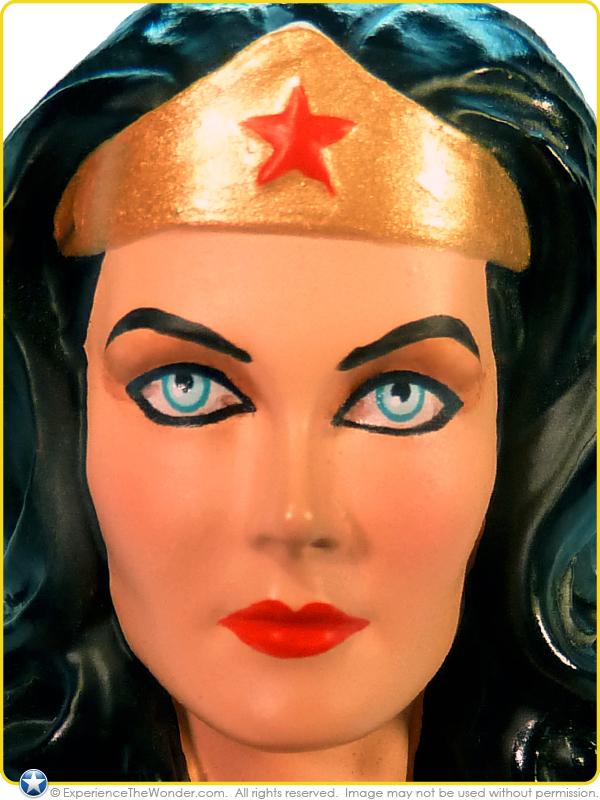 Character Design Lynda : Dc direct lynda carter as wonder woman bust comics