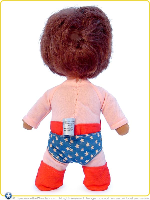 Amsco Superbaby Plush Doll Wonder Woman