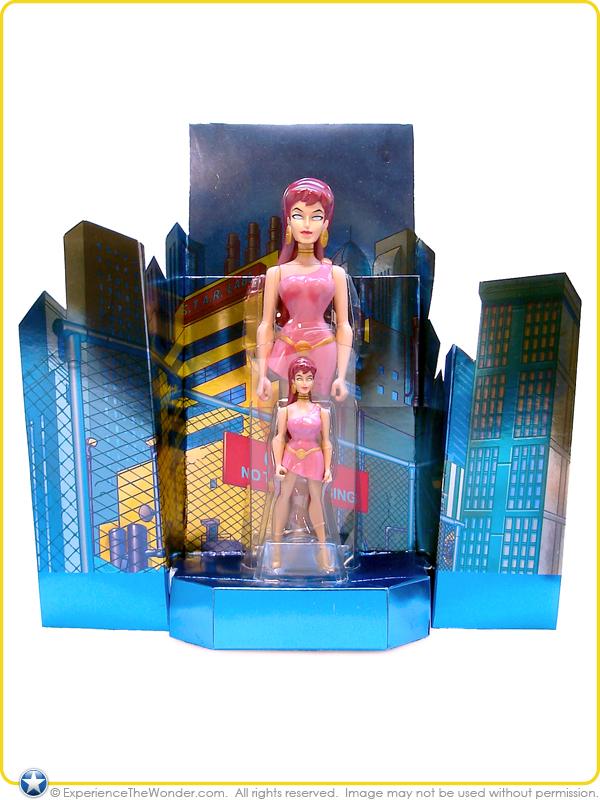 Giganta Justice League Unlimited Dc Universe SDCC Comic Con Exclusive Mattel