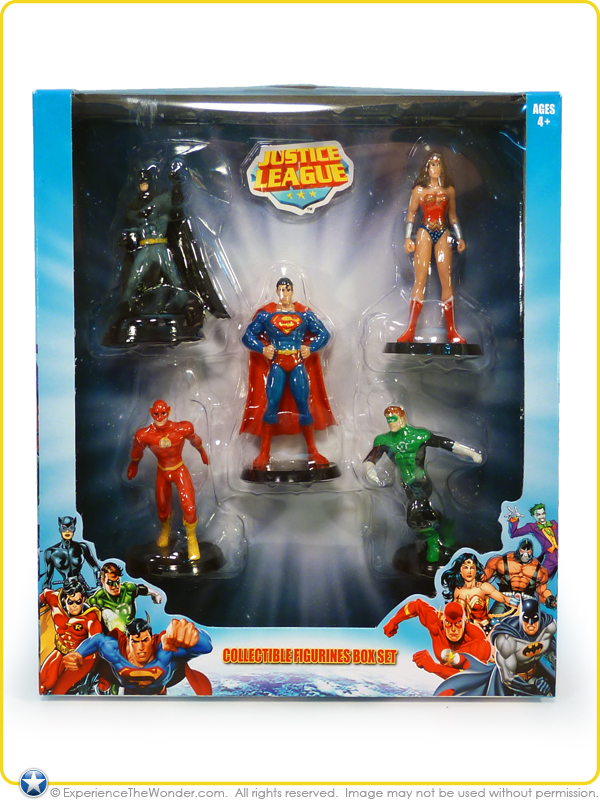 East West Distributing Company Walgreens Justice League