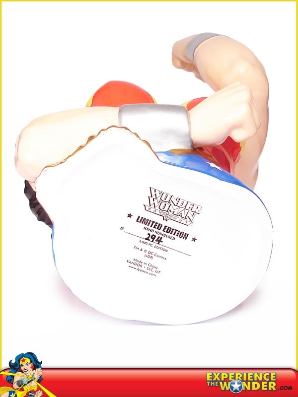 Vandor Dc Comics Limited Edition Ceramic Cookie Jar Bust