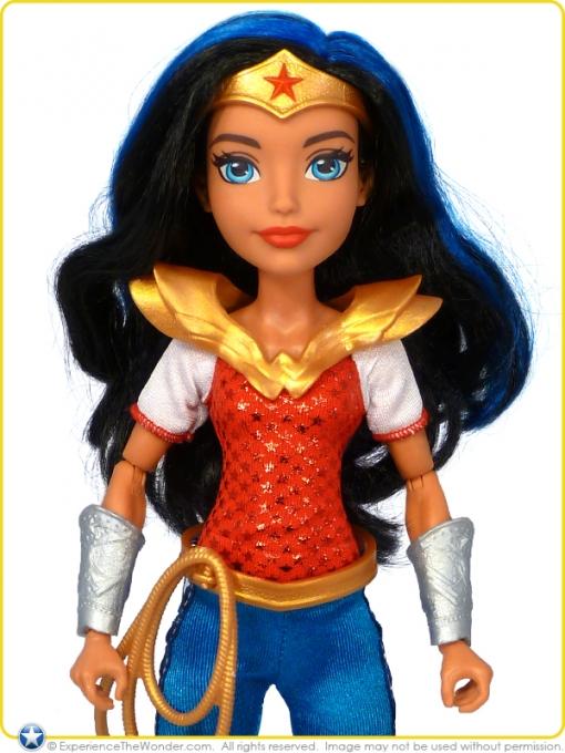 Mattel Dc Comics Dc Super Hero Girls Action Doll  Wonder -7467