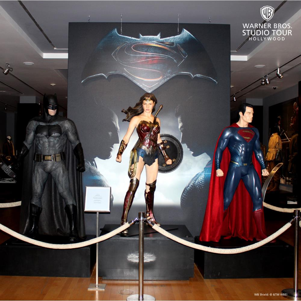 Warner bros studio tour hollywood launches exclusive new for Super studio