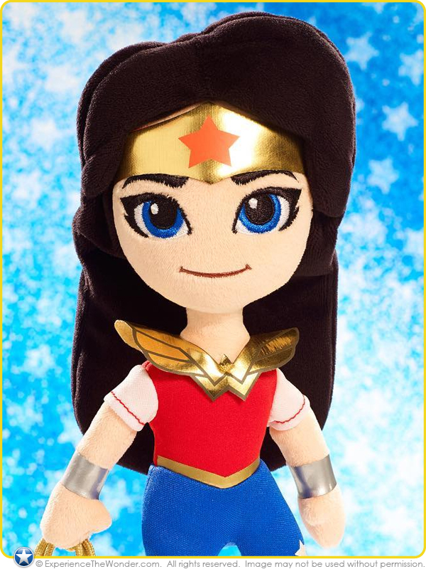 Mattel Dc Comics Dc Super Hero Girls Plush Wonder Woman