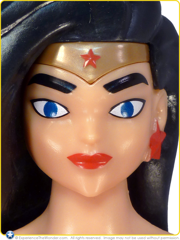 """12/"""" DC Justice League action Wonder Woman Action Figure Doll 2016 Mattel S2!"""