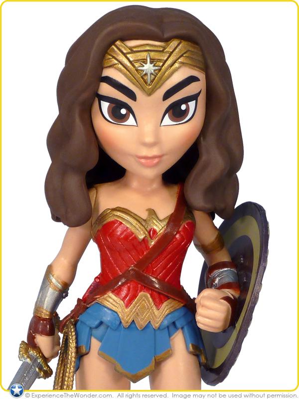 Funko DC Comics: 'Wonder Woman' Movie Rock Candy Vinyl ...