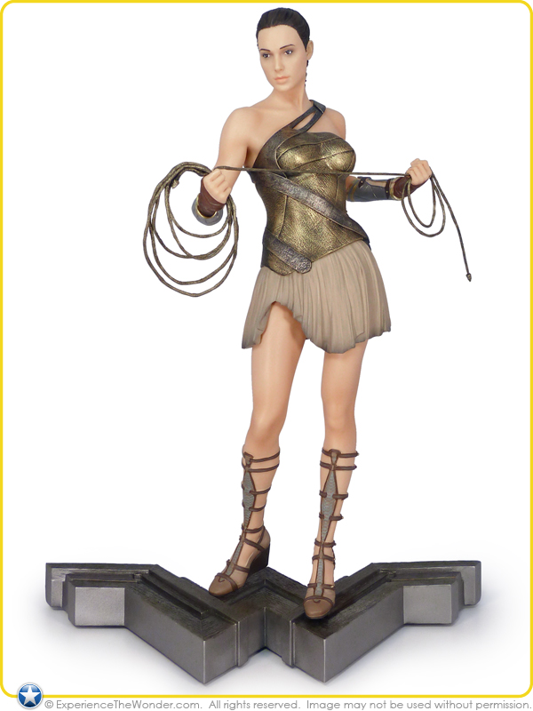 ff2aa9fea3773 DC Collectibles DC Comics: 'Wonder Woman' Movie Statue – Gal Gadot ...