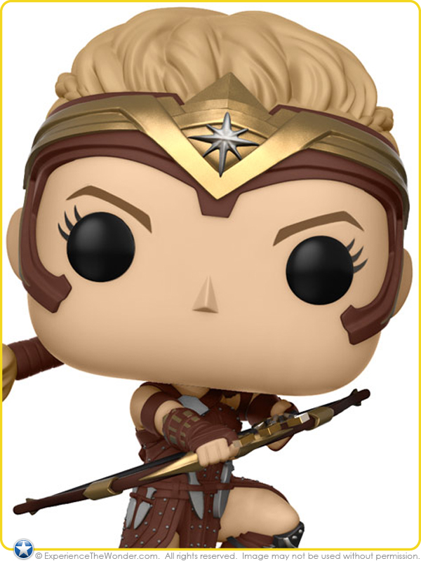 Funko Dc Comics Wonder Woman Movie Pop Heroes Series