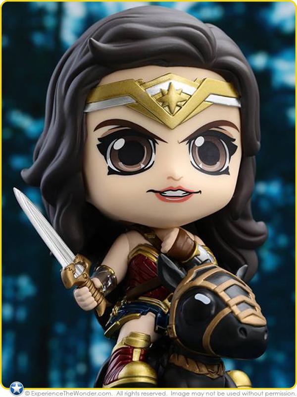 Hot Toys Dc Comics Wonder Woman Movie Cosbaby S
