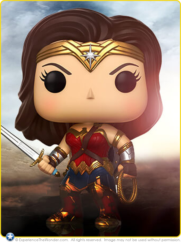 Funko Dc Comics Justice League Movie Pop Heroes Vinyl
