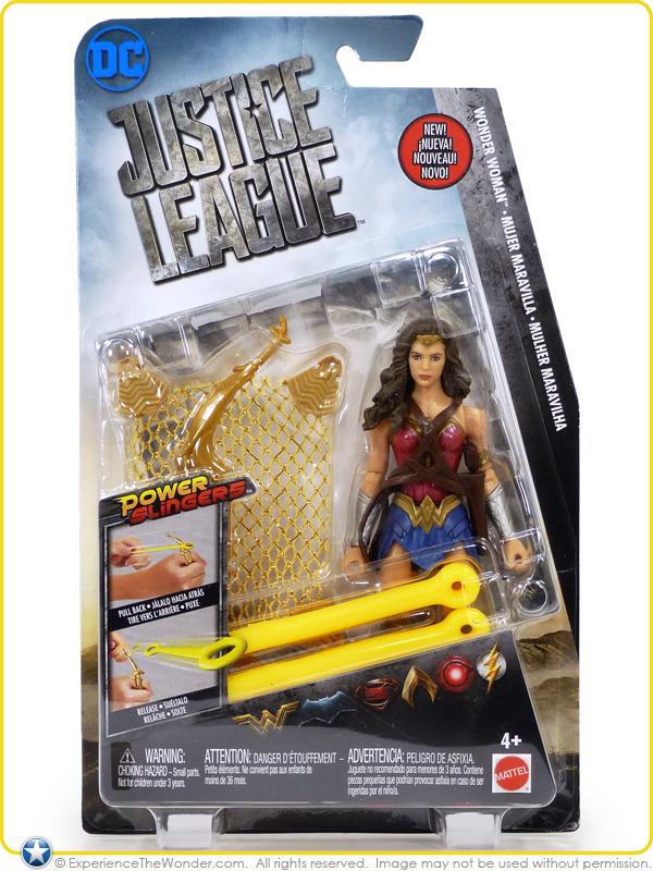 Mattel Dc Comics Justice League Movie 6 Action Figure