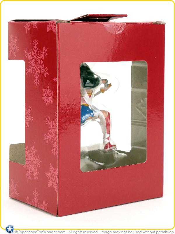 Hallmark DC Comics: Rebirth Christmas Tree Ornament – Wonder Woman ...